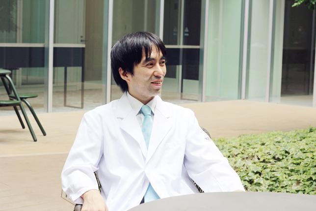 国立循環器病研究センター齊藤聡医師